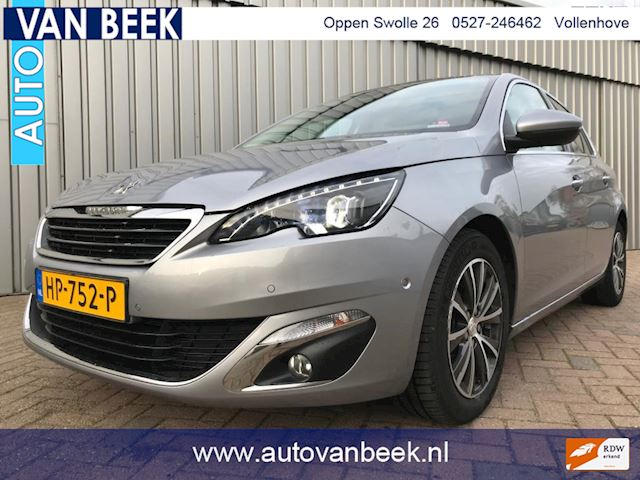 Peugeot 308 1.6 BlueHDi Allure incl btw bpm