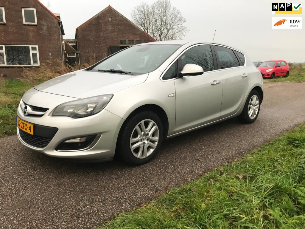 Opel Astra Sports Tourer occasion - Duizendstra Automotive