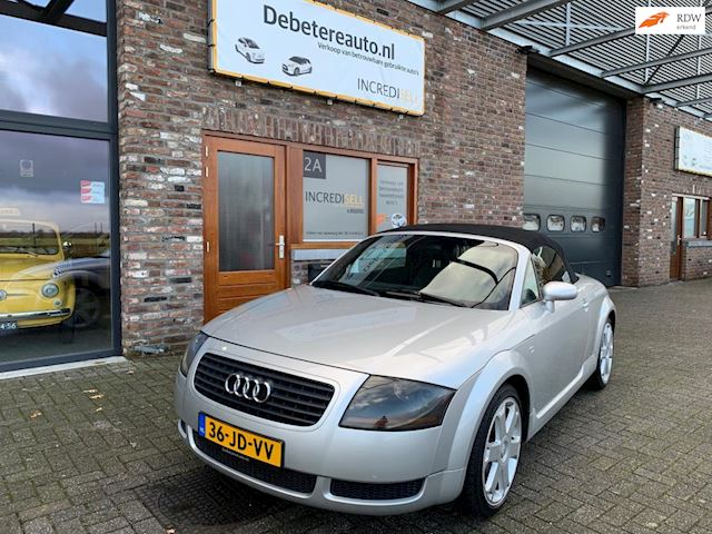 Audi TT Roadster occasion - Incredisell Occasions