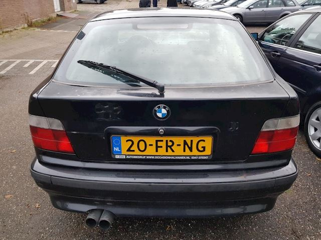 BMW 3-serie Compact occasion - Wind Cars