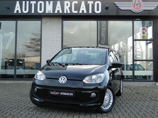 Volkswagen Up! 1.0 high up! BlueM. 5-Drs.| 1e Eig. | Navi | Airco | Premium Audio | PDC | Dealer