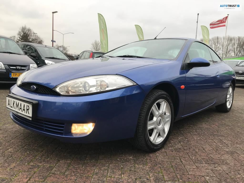 Ford Cougar occasion - Autoverkoop Alkmaar