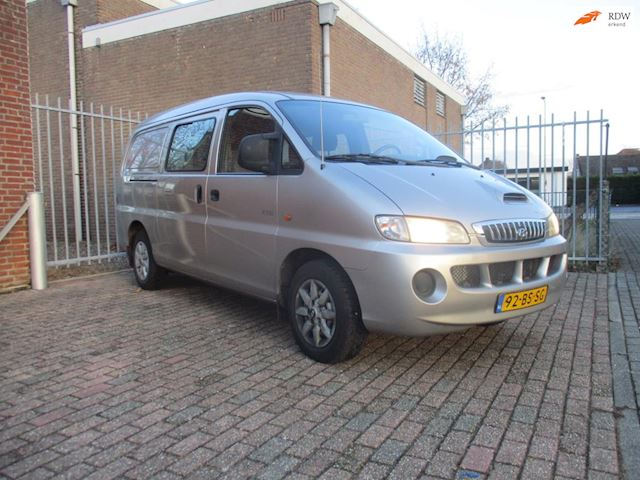 Hyundai H 200 2.5 TCI Luxe lang DC DUBBELE CABINE ,AIRCO