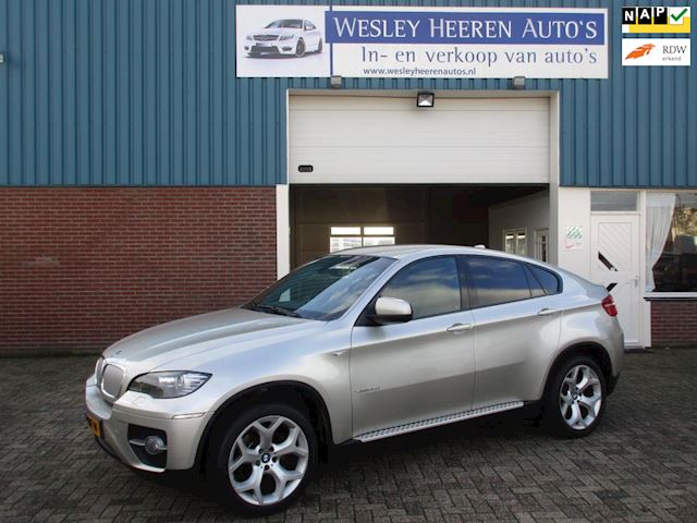 BMW X6 3.5d High Executive NIEUWSTAAT
