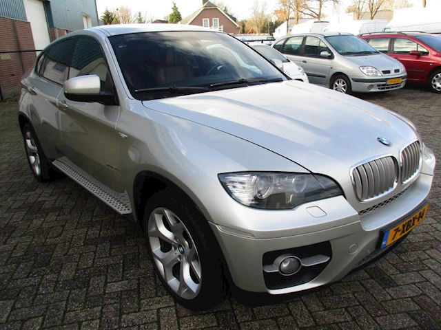 BMW X6 3.5d High Executive NIEUWSTAAT !