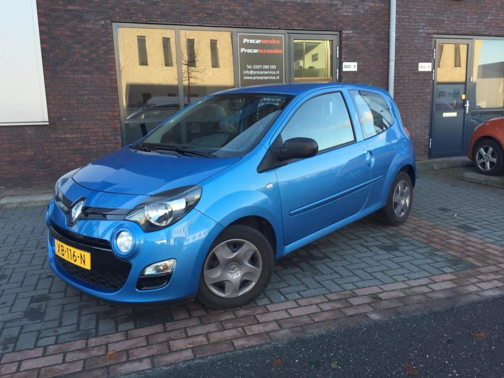 Renault Twingo occasion - Procarservice