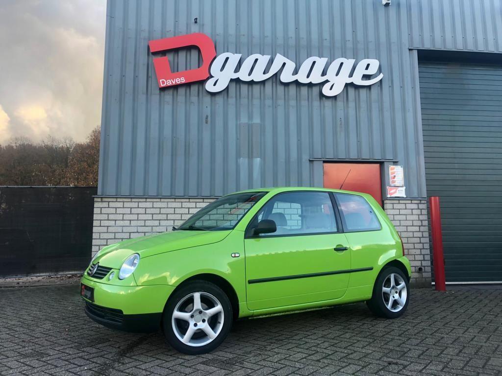 Volkswagen Lupo occasion - Dave's Garage