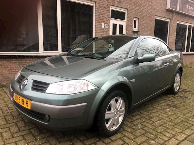 Renault Megane 1.9dci privilege luxe