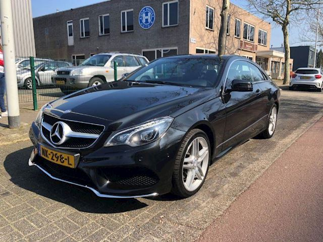Mercedes-Benz E-klasse 350cdi blue efficiency aut