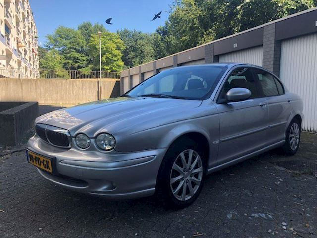 Jaguar X-type X-type 2.0 V6 Business Edition Plus