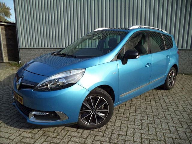 Renault Grand scenic 1.5 dCi Bose 7pers.* PANODAK*CLIMA*CRUISE*