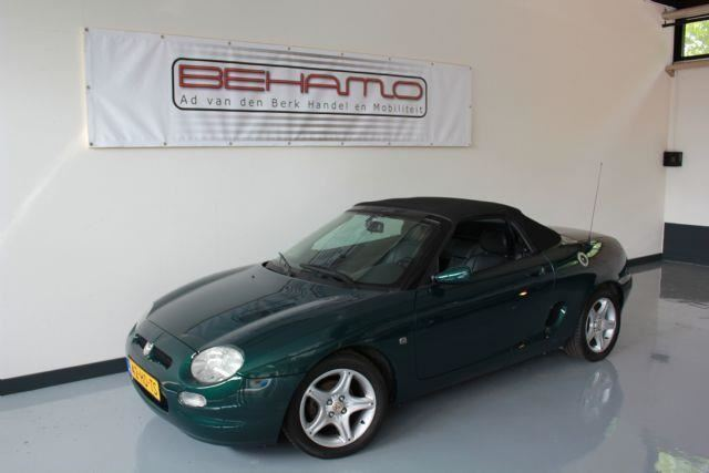 MG MGF occasion - Behamo