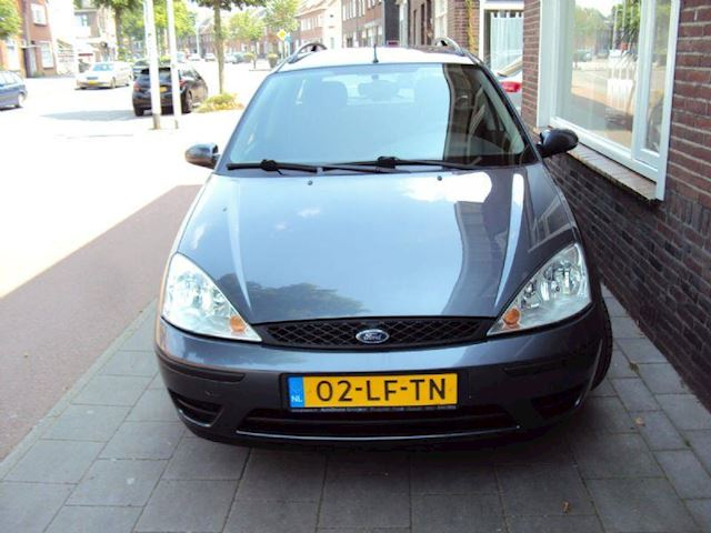 Ford Focus Wagon 1.6-16V Cool Edition Airco Trekhaak