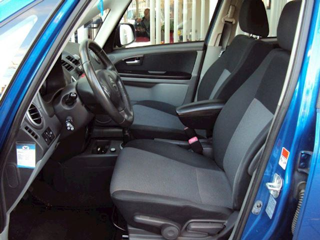 Suzuki SX4 1.6 Exclusive LMV LPG Clima Key Less Go Trekhaak