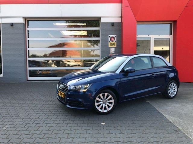 Audi A1 1.2tfsi Connect Navi, cruise, Airco