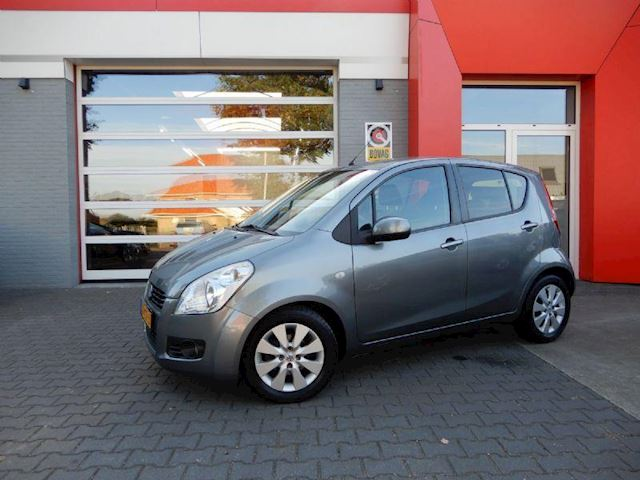 Suzuki Splash 1.2 Exclusive Airco, CPV, Rad/CD