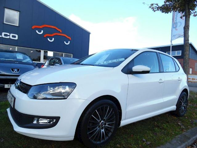 Volkswagen Polo 1.4 TDI BlueMotion- cruise- airco- Radio/CD speler- NAP