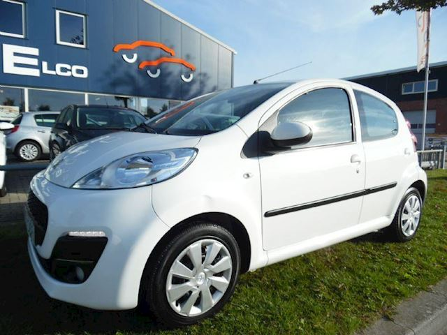 Peugeot 107 1.0 Active- Led Facelift- Airco- NAP- 5Drs-