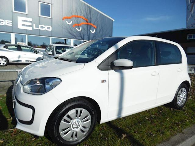 Volkswagen 1.0 move up! BlueMotion- Navi- Airco-5 drs- NAP
