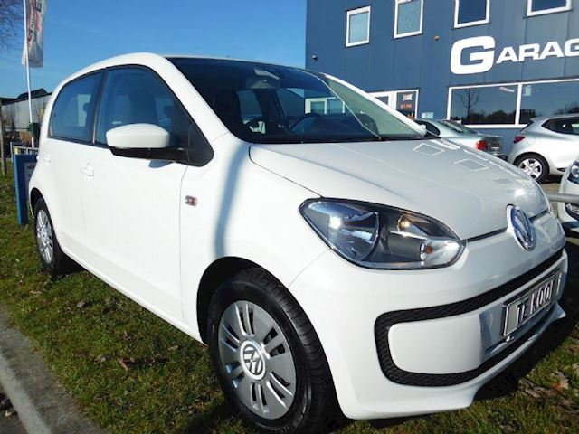 Volkswagen 1.0 move up BlueMotion- Navi- Airco-5 drs- NAP occasion - Garage Elco