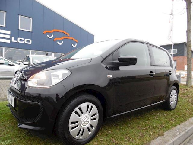 Volkswagen 1.0 move up! BlueMotion- airco- Navi- 5drs- NAP
