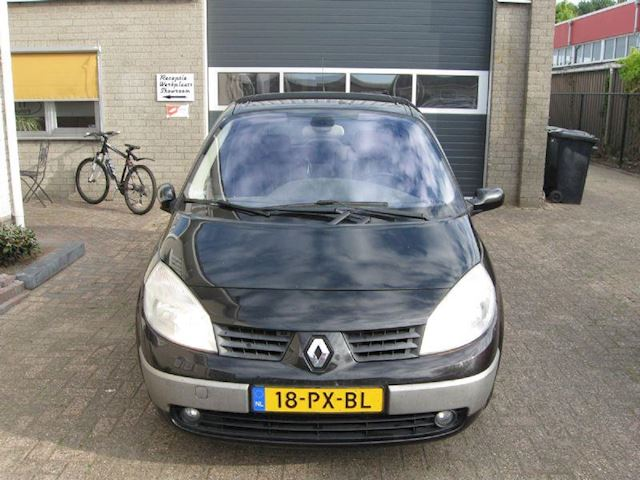 Renault Scenic 1.9dci business line roetf.