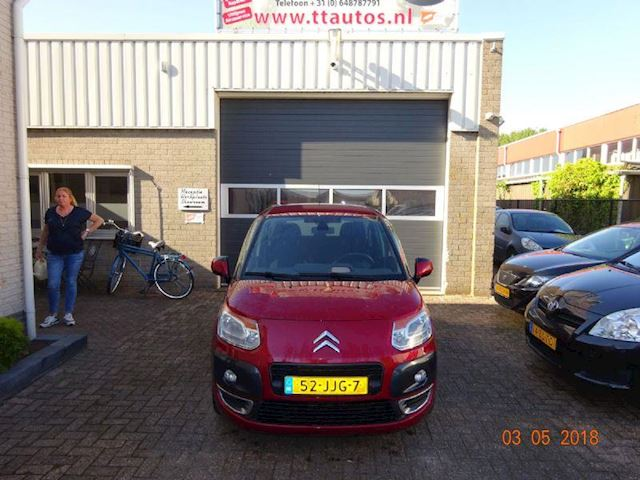 Citroen C3 Picasso 1.6vti exclusive