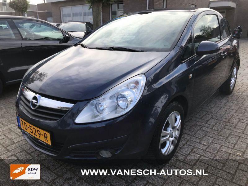 Opel Corsa occasion - Van Esch Auto's