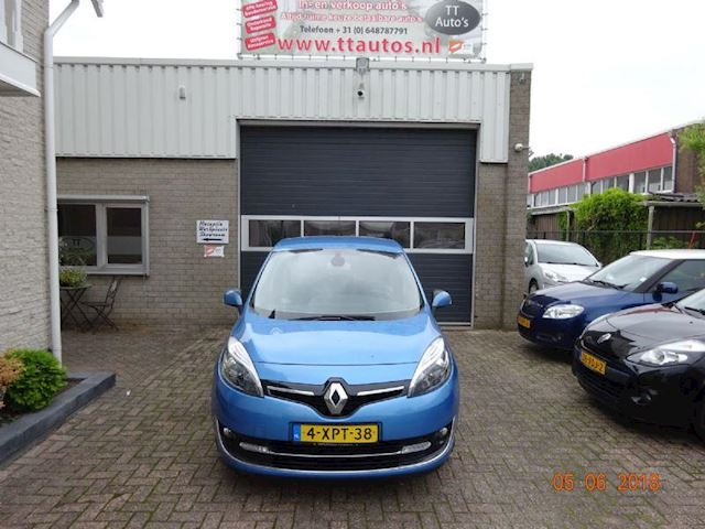 Renault Grand Scénic 1.5dci expression 7p