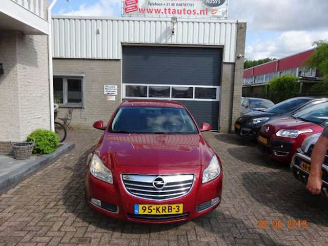 Opel Insignia 1.8 ecotec business edition