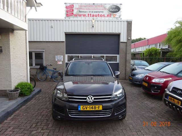 Volkswagen Touareg 3.0tdi bluemotion highline 4-motion tt aut