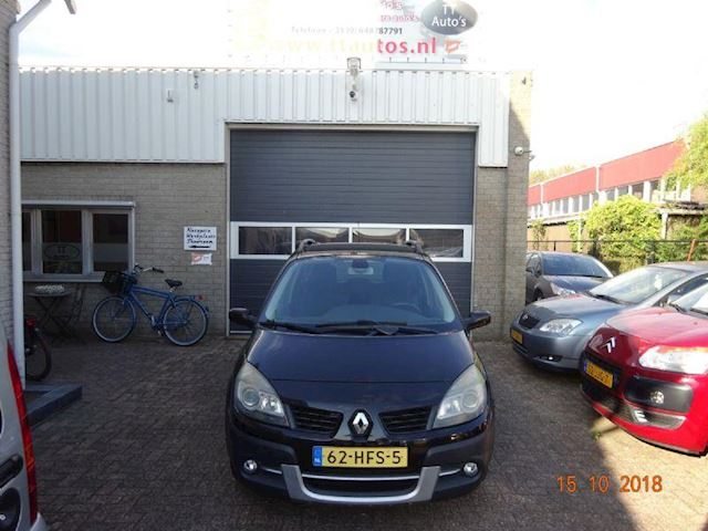 Renault Scenic 2.0 16v conquest