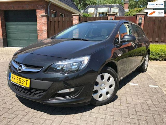 Opel Astra sports tourer 1.4 Business start-stop 100pk AIRCO