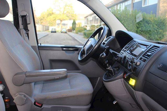 Volkswagen Transporter 2.5 TDI 340 Comfortline DC/Airco/APK/Navigatie