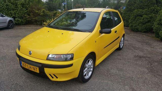 Fiat Punto 1.2-16V SportSound/Airco/Sporting6-BakELEK.RMN