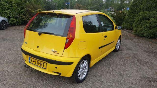 Fiat Punto 1.2-16V SportSound/Airco/Sporting+6-Bak+ELEK.RMN