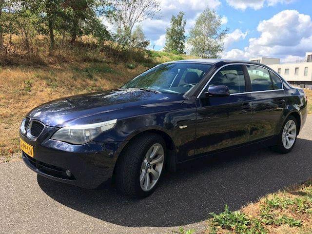 BMW 5-serie BMW 530d Executive / AUTOMAAT / Navigatie PRO / Rijdt Perfect