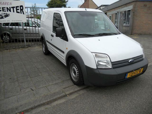 Ford Transit Connect t200s. 1.8tdci 55kw 1.8tdci 55   transit connect. grijs kenteken