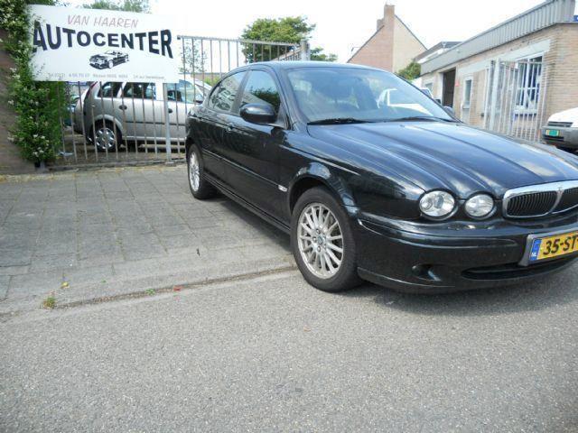 Jaguar X-type occasion - Autocenter Van Haaren