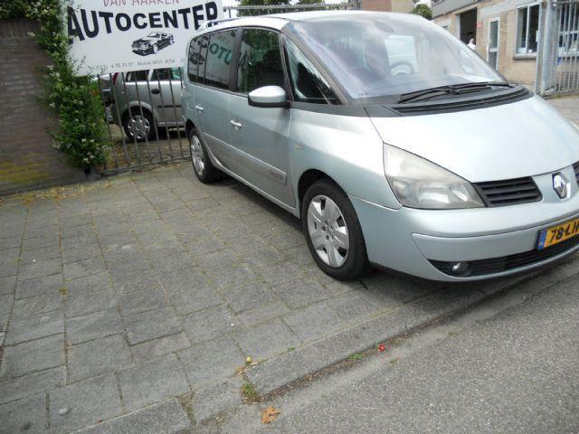 Renault Espace occasion - Autocenter Van Haaren