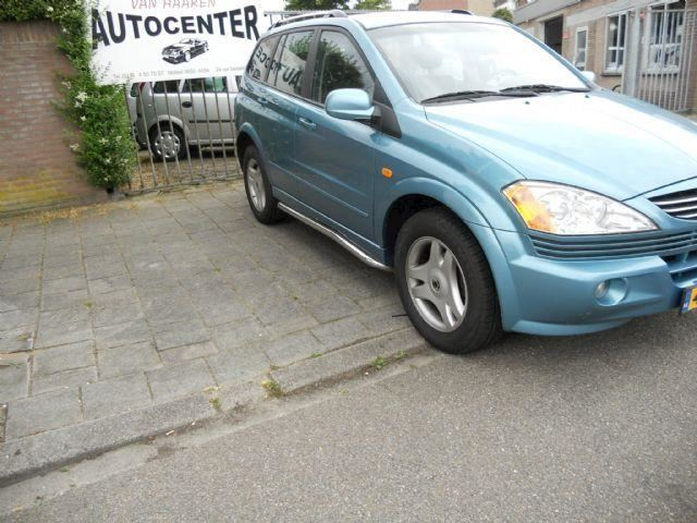 SsangYong Kyron 2.0xdi 2wd sport.automaat. leer airco