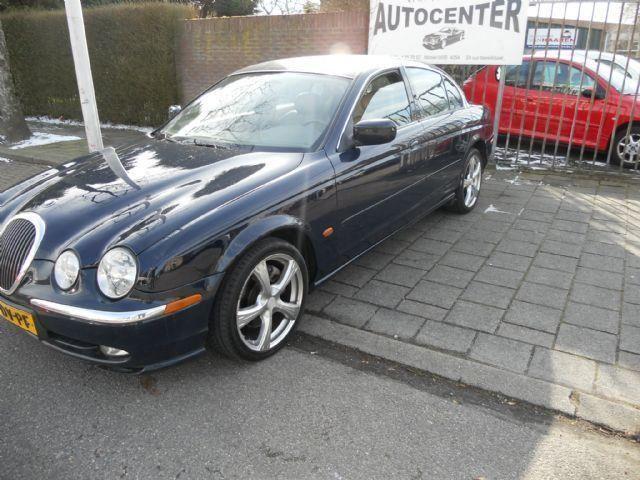 Jaguar S-type occasion - Autocenter Van Haaren