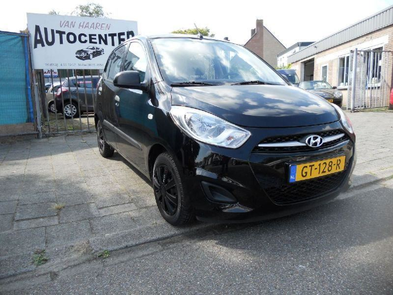Hyundai i10 occasion - Autocenter Van Haaren