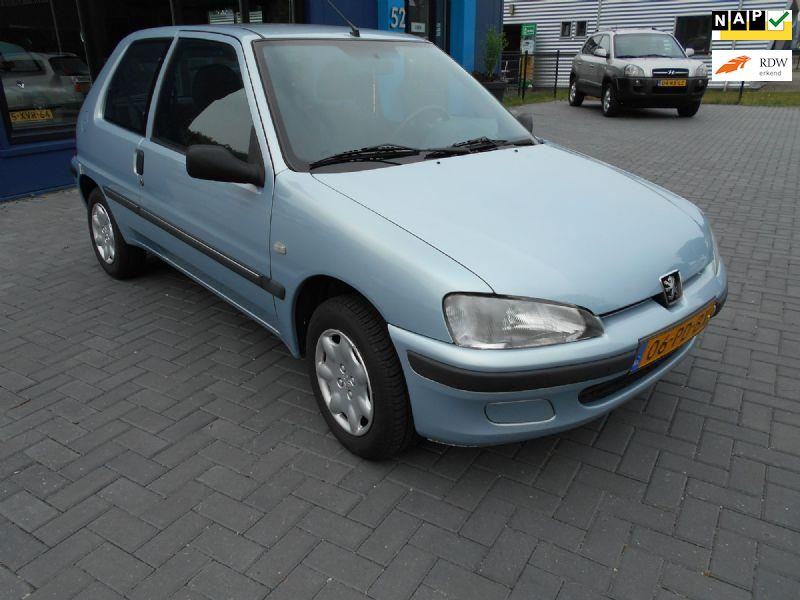 Peugeot 106 occasion - Cors car center occasions vof
