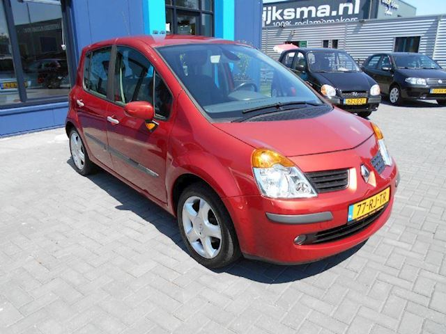 Renault Modus 1.6-16V Privilège Luxe AUTOMAAT AIRCO