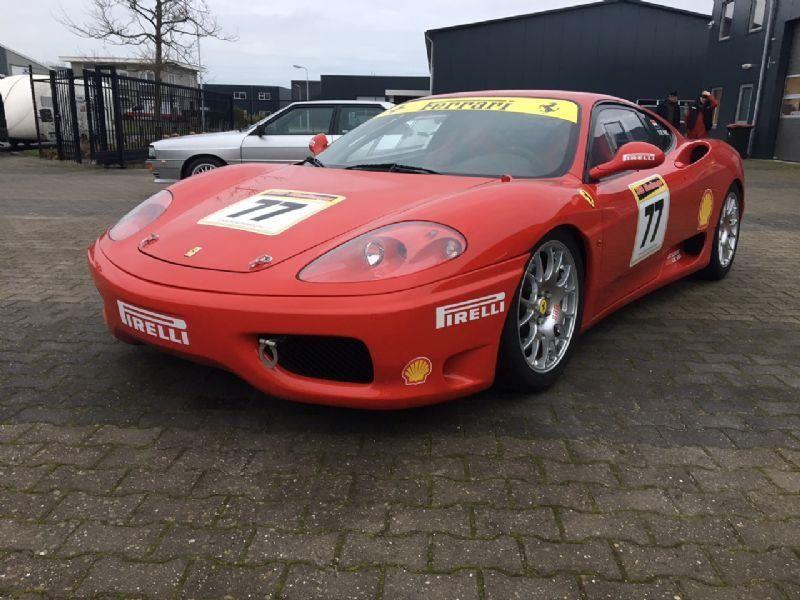 Ferrari 360 occasion - Johan Kraan Motorsports