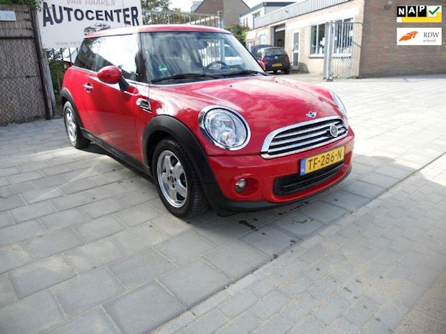 Mini One mini 1600 RED HOT 2013