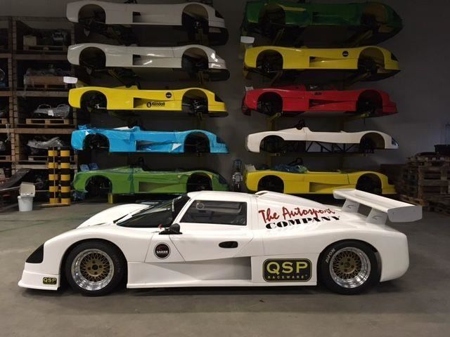 Saker GT occasion - Johan Kraan Motorsports