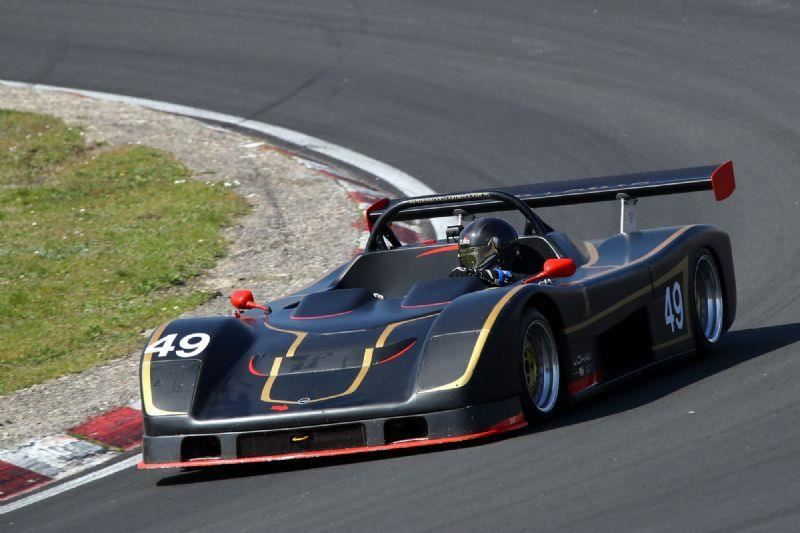 Saker Sprint occasion - Johan Kraan Motorsports
