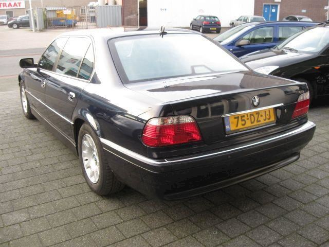 BMW 7-serie 735iL Executive High-Line